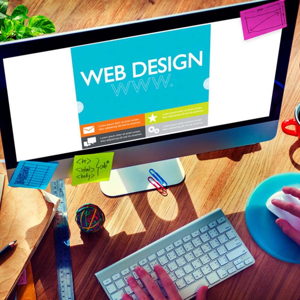 web design anderson sc